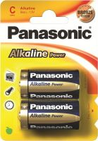 imgБатарейка Panasonic Alkaline Power C LR14 - (2шт)