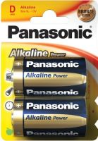 imgБатарейка Panasonic Alkaline Power D LR20 - (2шт)